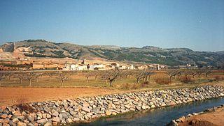 Contamina municipality in Aragon, Spain