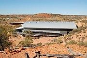 Lark Quarry Site, Winton, Queensland