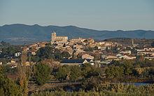 Le village de Corneilhan