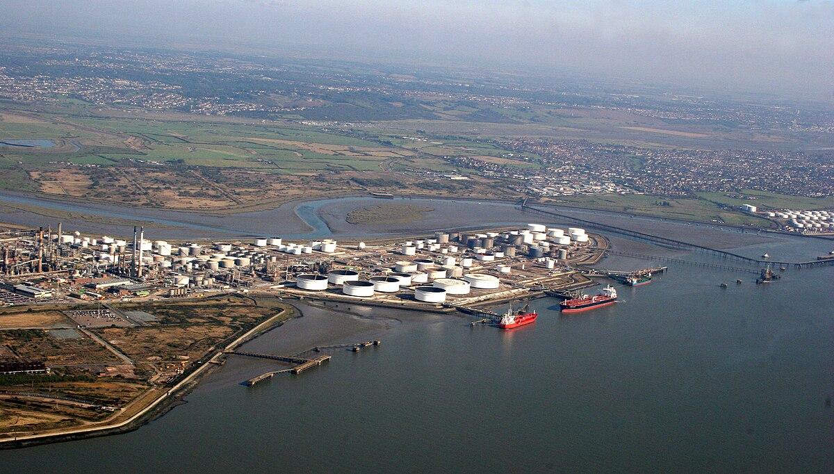 Coryton Refinery - Wikipedia