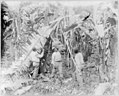 Costa Rica - workers cutting bananas from trees LCCN2001705565.jpg