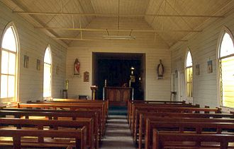 Eden, New South Wales - Catholic Church