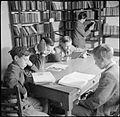 Country School- Everyday Life at Baldock County Council School, Baldock, Hertfordshire, England, UK, 1944 D20545.jpg