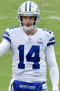 Andy Dalton American football quarterback