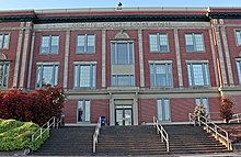 Cowlitz County Courthouse