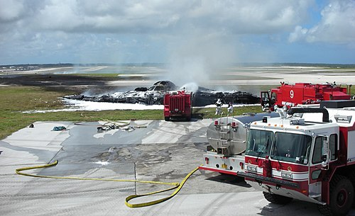2008 Andersen Air Force Base B2 accident  Wikipedia