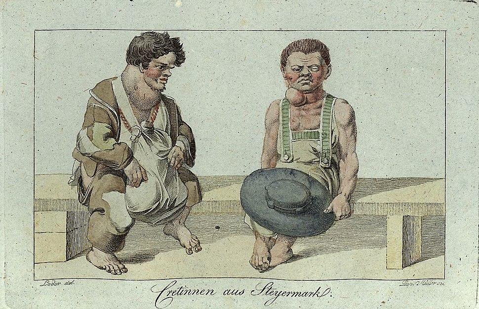 Cretinnen aus Steiermark, 1819 gez. Loder, gest. Leopold M%C3%BCller.jpg