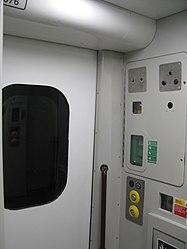 CrossCountry Mark 3 TS 42376 slinding door controls.JPG