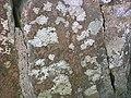 Cross on Gatestone at Llanllawer - geograph.org.uk - 946946.jpg