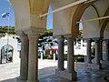 Cyclades Paros Lefkes Agia Triada Porche - panoramio.jpg