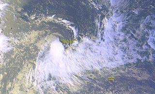 Cyclone Trina Category 1 South Pacific cyclone in 2001