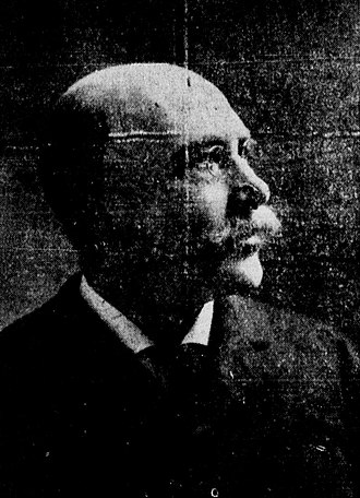 Cyrus Walbridge - in 1904
