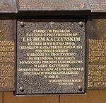 Częstochowa - Jasna Góra - Katyń 1940-2010 (2).JPG