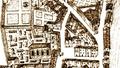 Détail plan de Castres 1674 - église de Villegoudou.png