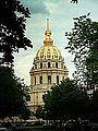 Dôme des Invalides, Paris July 2002 002.jpg