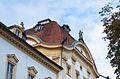 D-5-77-125-90 Ellingen Schloss Residenz Zwerchgiebel Mittelturm 004.jpg
