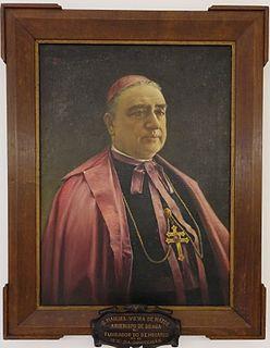 Manuel Vieira de Matos Catholic bishop