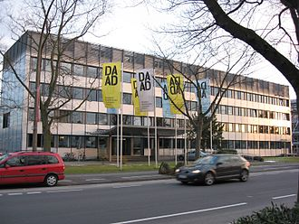 German Academic Exchange Service - DAAD headquarters in Bonn