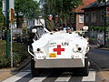 DAF YP-408 ambulance, UNIFIL 4371 UN, 44I, 127, Bridgehead 2011 pic1.JPG