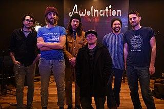 Awolnation American rock band