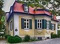 Former artist's villa with studio