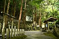 Dai Jingu(Cha Soumei)-Shrine in Yuyadani, Ujitawara, Kyoto August 5, 2018 07.jpg