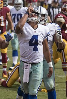 List of Dallas Cowboys starting quarterbacks - Wikipedia 8614bc40e