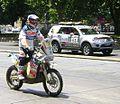 Dakar 2013 - Francisco López en Moto.JPG