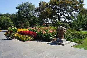 Dallas Arboretum and Botanical Garden - Paseo de Flores