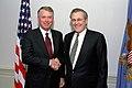 Dan Quayle with Donald Rumsfeld.jpg