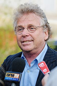 Daniel Cohn-Bendit, uno de los líderes del movimiento estudiantil. Aquí en 2009.