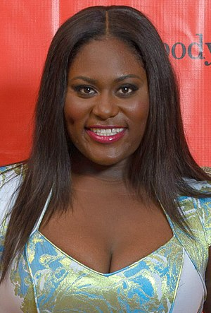 Danielle Brooks - Brooks at the 73rd Annual Peabody Awards