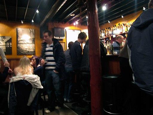 Danish bar scene
