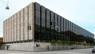 Danmarks Nationalbank - Image: Danmarks Nationalbank