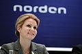 Danmarks statsminister Helle Thorning-Schmidt. Nordiska och baltiska statsministrar mots vid Nordiska Radets session i Kopenhamn.jpg