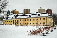 Mentalsygehusets forside, december 2010
