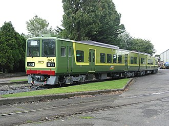 IE 8500, 8510 and 8520 Classes - Image: Dart 8633