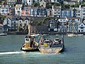Dartmouth lower vehicle ferry - geograph.org.uk - 1515044.jpg