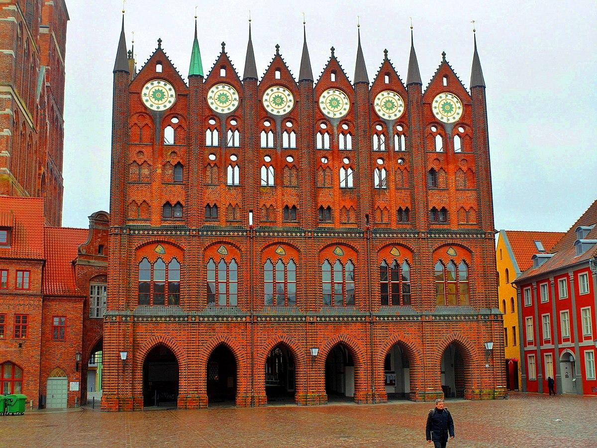 Frauen aus Stralsund, Hansestadt