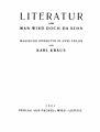 De Literatur (Kraus) 03.jpg