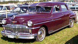 DeSoto Custom - 1949 DeSoto Custom 4-Door Sedan