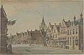 De visbrug in Woerden, Dirk Verrijk, 1744 - 1786.jpg