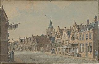 The Visbrug in Woerden
