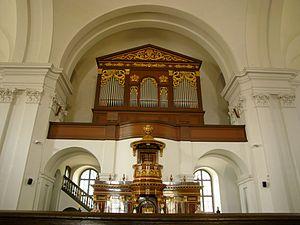 Reformed Great Church of Debrecen - The organ