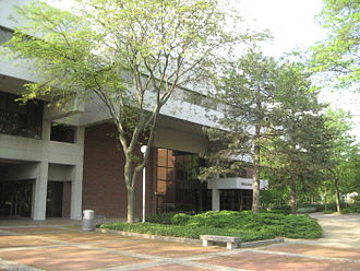 Anderson University (Indiana) - Photo of Decker Hall exterior