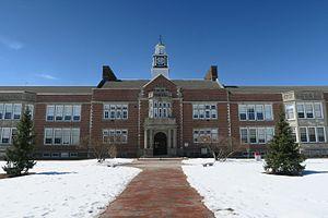 Deering, Maine - Deering High School