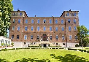 Vinovo - Della Rovere Castle.