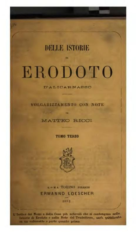 File:Delle istorie di Erodoto (Tomo III).djvu