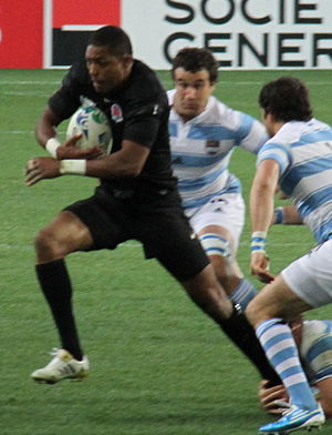Delon Armitage - Armitage during 2011 RWC