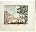 Den Haag, gezicht bij de Doelen over de Korte Vijverberg, tot aan het Plein (7985085070).jpg